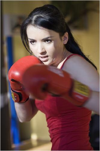 Kickboxen Frauen Berlin